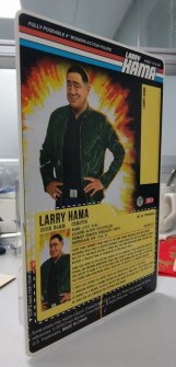 Fresh Monkey Fiction Larry Hama Action Figure Packaging Mock Ups - Surveillance Port 03
