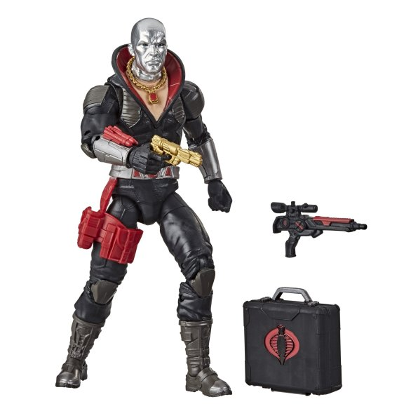 GI Joe Classified Destro - Surveillance Port 01