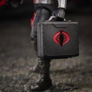 GI Joe Classified Destro - Surveillance Port 07