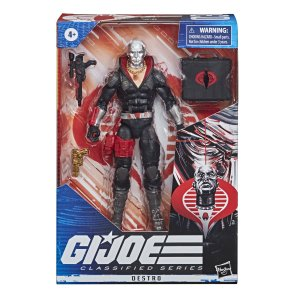 GI Joe Classified Destro - Surveillance Port 08