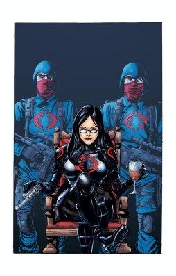 GI Joe Comic Cover Sneak Peek Tom Waltz - Surveillance Port 01.1