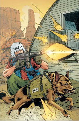 GI Joe Comic Cover Sneak Peek Tom Waltz - Surveillance Port 02