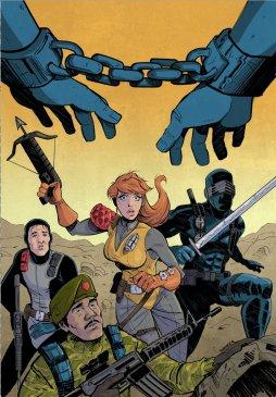 GI Joe Comic Cover Sneak Peek Tom Waltz - Surveillance Port 03