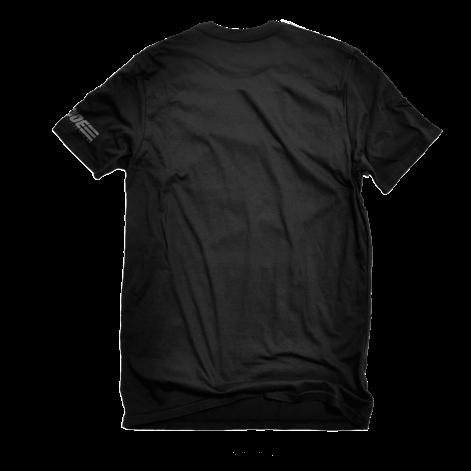 GI Joe Unclassified Destro Tee Shirt Back - Surveillance Port