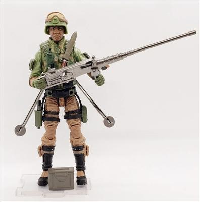 HEAVY MACHINE GUNNER Geared-Up MTF Male Trooper - Surveillance Port (1)