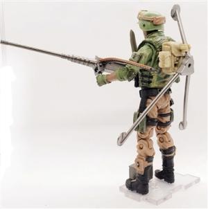 HEAVY MACHINE GUNNER Geared-Up MTF Male Trooper - Surveillance Port (3)