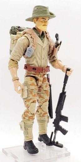 Marauder Gun Runners Marauder Task Force Jungle Recon - Surveillance Port 01
