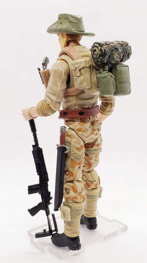 Marauder Gun Runners Marauder Task Force Jungle Recon - Surveillance Port 03