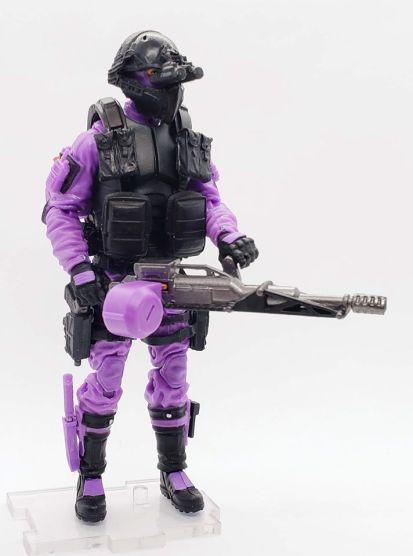 Marauder Gun Runners Marauder Task Force Night Gunner - Surveillance Port 01