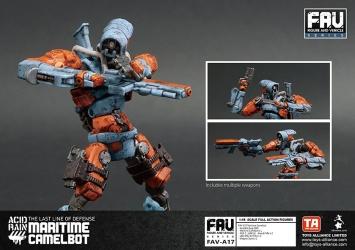 Toys Alliance x Acid Rain FAV-A17 Maritime Camelbot - Surveillance Port 03