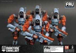 Toys Alliance x Acid Rain FAV-A17 Maritime Camelbot - Surveillance Port 04