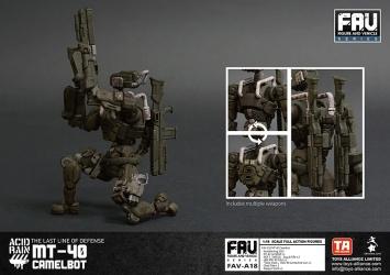 Toys Alliance x Acid Rain FAV-A18 MT-40 Camelbot - Surveillance Port 03