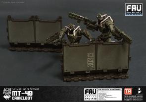 Toys Alliance x Acid Rain FAV-A18 MT-40 Camelbot - Surveillance Port 04