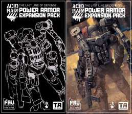 Acid Rain TA FAV-AP01 Power Armor Expansion Pack - Surveillance Port 00