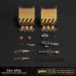 Acid Rain TA FAV-AP02 Firepower Enhancement Pack - Surveillance Port 02