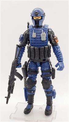 BLUE TROOPER Geared-Up MTF Male Trooper - Surveillance Port