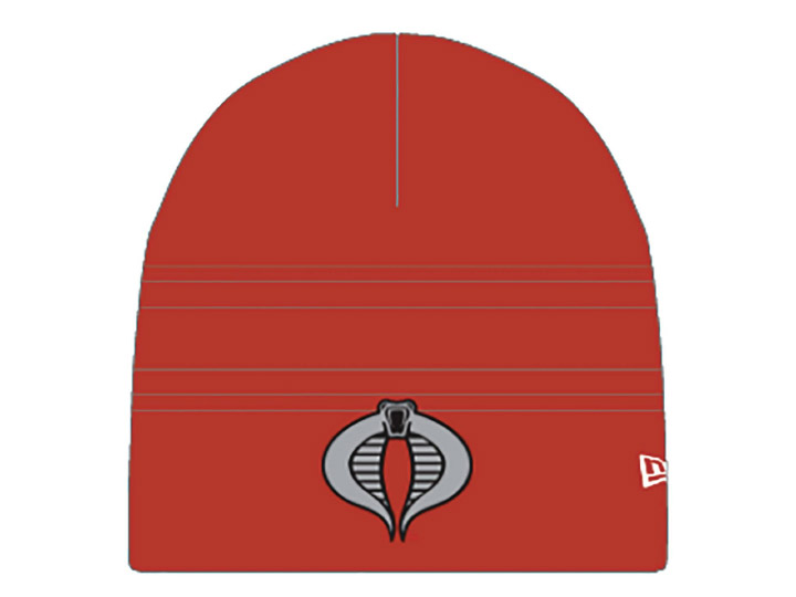 G.I. Joe Cobra Crimson Guard Symbol PX Previews Exclusive Beanie - Surveillance Port