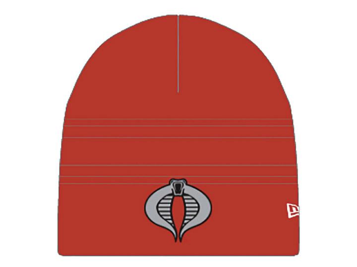 G.I. Joe Cobra Crimson Guard Symbol PX Previews Exclusive Beanie - Surveillance Port