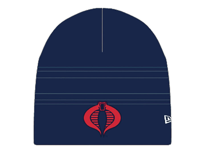 G.I. Joe Cobra Symbol PX Previews Exclusive Beanie - Surveillance Port
