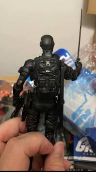 G.I.Joe Classified Retail Release Snake Eyes Jim Nantz - Surveillance Port 04