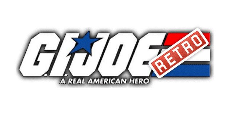 GI Joe A Real American Hero Retro Banner - Surveillance Port