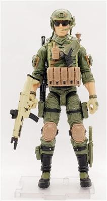 GREEN TROOPER Geared-Up MTF Male Trooper - Surveillance Port (1)