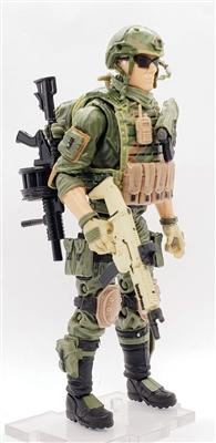 GREEN TROOPER Geared-Up MTF Male Trooper - Surveillance Port (2)