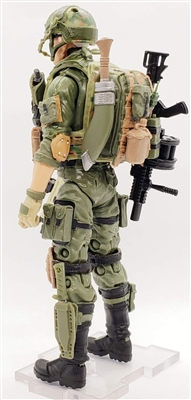 GREEN TROOPER Geared-Up MTF Male Trooper - Surveillance Port (3)