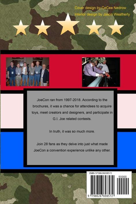 Joy of JoeCon Bill Nedrow - Surveillance Port 02