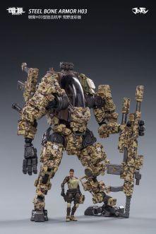 Joy Toy 1_25 Inch Scale SOURCE series STEEL BONE H-03 sniper - Surveillance Port 01