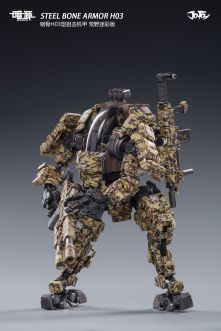 Joy Toy 1_25 Inch Scale SOURCE series STEEL BONE H-03 sniper - Surveillance Port 03