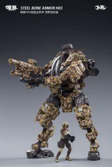 Joy Toy 1_25 Inch Scale SOURCE series STEEL BONE H-03 sniper - Surveillance Port 04