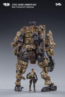 Joy Toy 1_25 Inch Scale SOURCE series STEEL BONE H-03 sniper - Surveillance Port 06