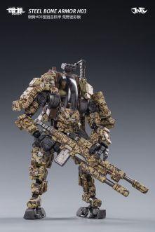 Joy Toy 1_25 Inch Scale SOURCE series STEEL BONE H-03 sniper - Surveillance Port 07