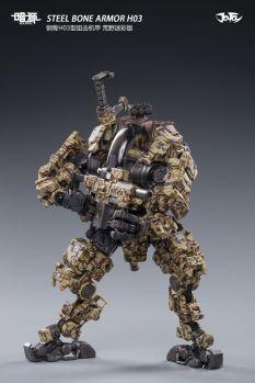 Joy Toy 1_25 Inch Scale SOURCE series STEEL BONE H-03 sniper - Surveillance Port 08