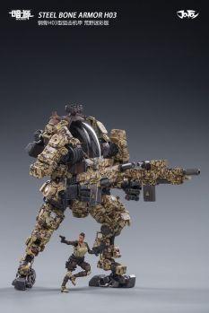 Joy Toy 1_25 Inch Scale SOURCE series STEEL BONE H-03 sniper - Surveillance Port 09