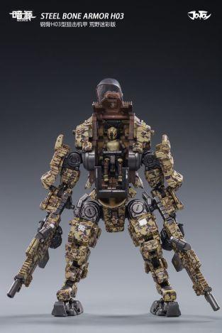 Joy Toy 1_25 Inch Scale SOURCE series STEEL BONE H-03 sniper - Surveillance Port 10