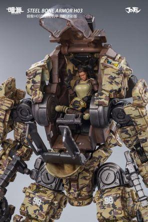 Joy Toy 1_25 Inch Scale SOURCE series STEEL BONE H-03 sniper - Surveillance Port 11
