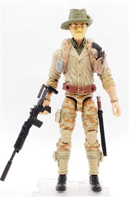 JUNGLE RECON Geared-Up MTF Male Trooper - Surveillance Port