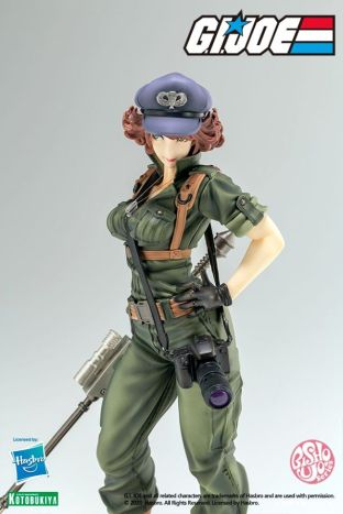 Kotobukiya Bishoujo Series Lady Jaye - Surveillance Port 07