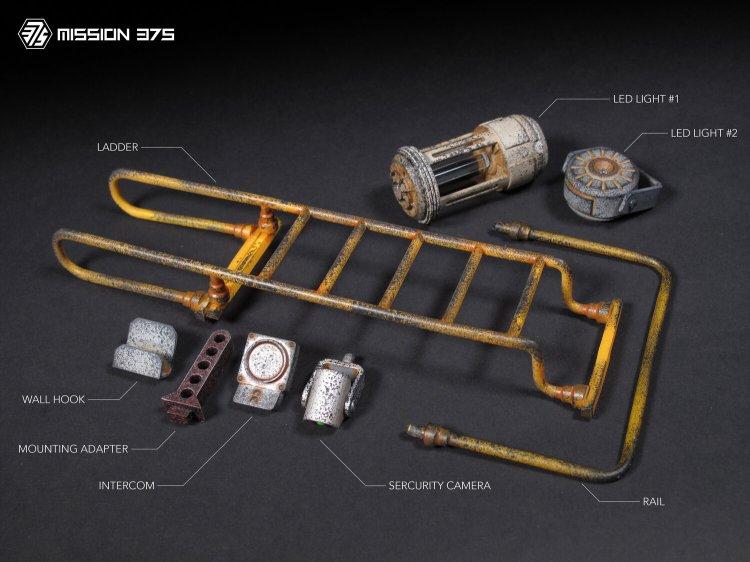 Mission 375 02 Accessories - Surveillance Port