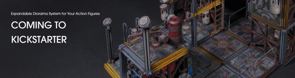 Mission 375 Kickstarter Banner - Surveillance Port