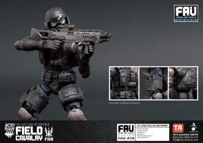 Toys Alliance x Acid Rain FAV-A19 Field Cavalry - Surveillance Port 02