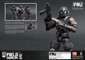 Toys Alliance x Acid Rain FAV-A19 Field Cavalry - Surveillance Port 04