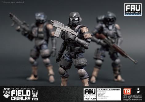 Toys Alliance x Acid Rain FAV-A19 Field Cavalry - Surveillance Port 05