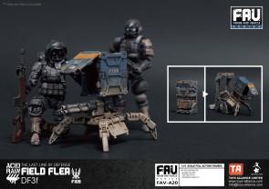 Toys Alliance x Acid Rain FAV-A20 Field Flea DF3f - Surveillance Port 02