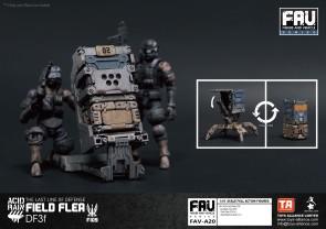 Toys Alliance x Acid Rain FAV-A20 Field Flea DF3f - Surveillance Port 03
