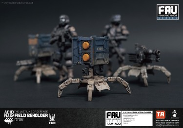 Toys Alliance x Acid Rain FAV-A22 Beholder DD5f - Surveillance Port 03
