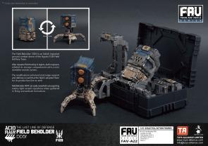 Toys Alliance x Acid Rain FAV-A22 Beholder DD5f - Surveillance Port 04