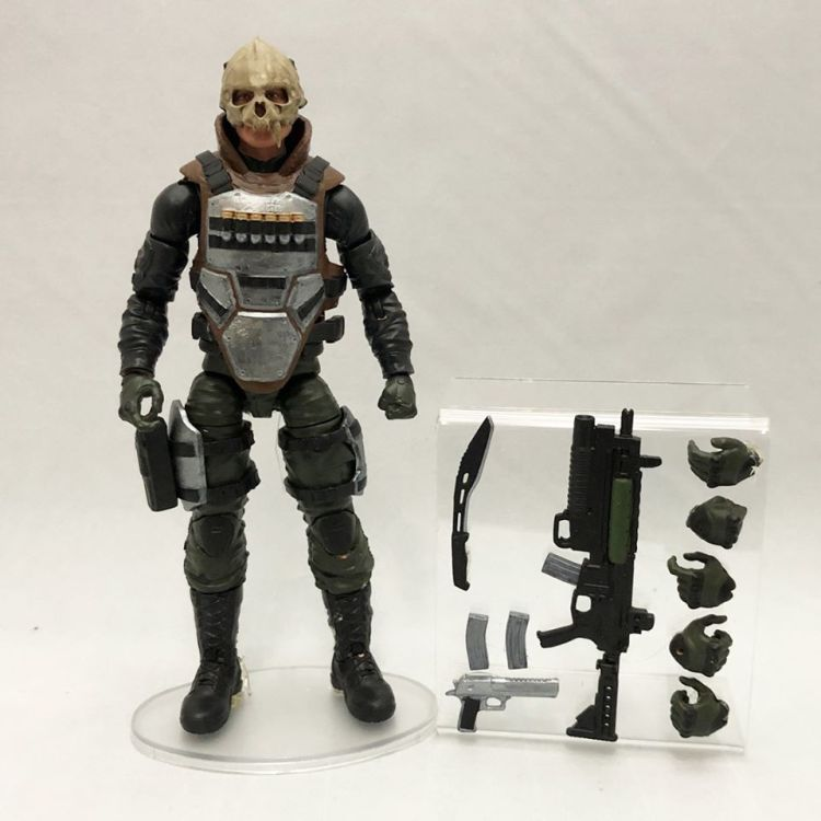 ValaVerse Action Force Prototype Bone Collector - Surveillance Port